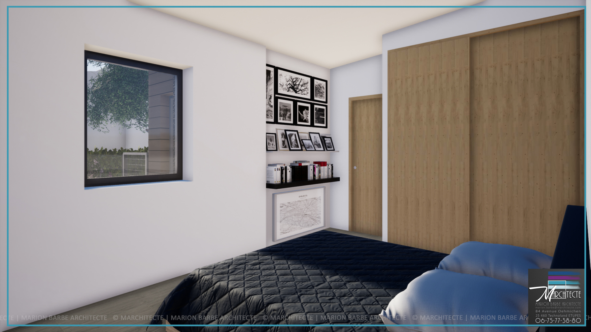 vente Maison neuve de plain pied - 80 m2 - 2 chambres